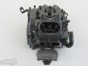 03 Yamaha Yamaha YFM 660 660R Raptor Engine Cylinder Head Complete Valves 46