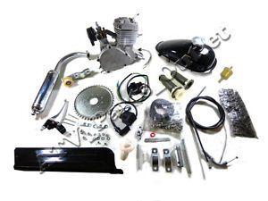 80cc 2 Stroke Gas Engine Motor Kit for Motorized Bicycle Bike New