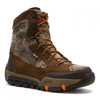 "Rocky 4777 Midweight 8"" MO Infinity  Men's   Brown Leather/Camo Textile"