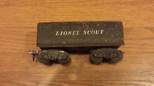 Lionel Postwar Lionel Lines Scout Steam Tender 6654W