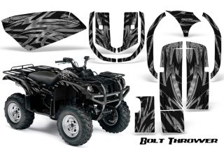 Yamaha Grizzly 660 Graphics Kit Decals Stickers BTS