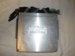 96 97 Mercedes Benz C280 E320 ECU Engine Computer A0205451132 Bosch 0261204116
