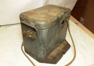 1 1 2HP Fairbanks Morse Z Battery Box Original Nice Gas Engine Hit and Miss