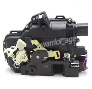 Door Lock Latch Actuator for VW Jetta Golf Beetle Passat Rear Left 3B1839015A