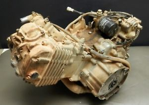 Yamaha Grizzly 660 Engine Motor Transmission 2004 YFM660
