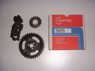 New Cloyes C3055 Engine Timing Set SBC Chevrolet Chevy GMC 5