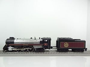 MTH O Scale Canadian Pacific CP 4 6 4 Royal Hudson Steam Engine Item 30 1169 0