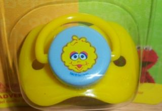 Sesame Street Pacifier Elmo Big Bird Cookie Monster Baby Shower Diaper Cake
