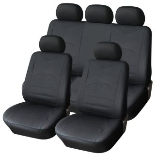 Luxury Leatherette Car Cover Protection Car Truck Accessories Chevy Honda Ford