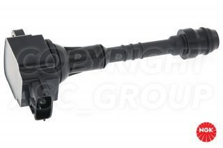 New NGK Ignition Coil Pack Nissan Almera N16 1 8 Saloon 2001 02
