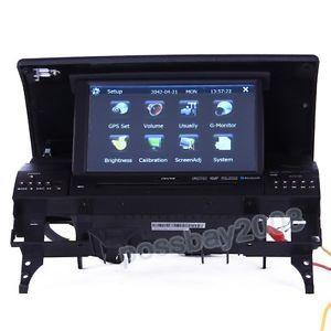 2003 2008 Mazda 6 Car GPS Navigation Bluetooth iPod Radio USB MP3 TV DVD Player