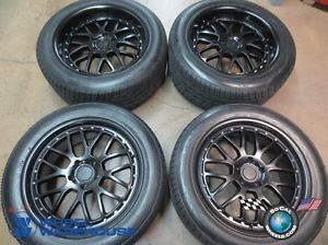 "BMW TSW Valencia x5 Black 20"" Staggered Wheels Rims Tires 5x120 Toyo"
