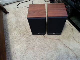 JBL P10 Bookshelf Speakers