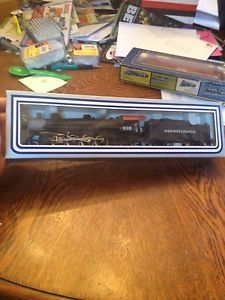 Scene Master HO Scale Locomotive Train Engine and Tender No 689 PA