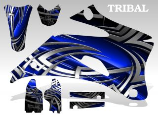 1999 2007 Yamaha TTR 90 Graphics Kit Decal Sticker Tribal Decal Motocross