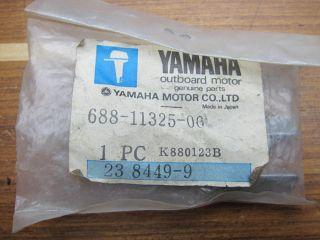 Yamaha Marine 688 11325 00 Genuine Cylinder Head Zinc Anode New
