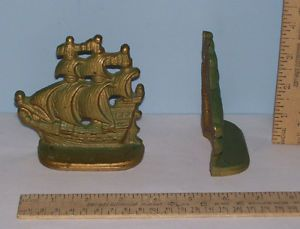 Cast Iron Sailboat Bookends 501 On Popscreen