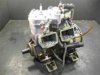 Skidoo Legend MXZ 700 Twin ZX Low Miles Complete Engine Short Block 2002 Motor