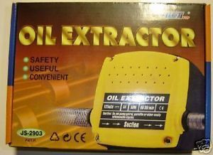 9000000 Gallon Air Oil Extractor Vacuum Power Drain USA