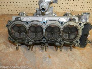 00 01 Honda CBR929RR Cylinder Head Cams Cover Engine Motor CBR 929RR 929 RR 2001