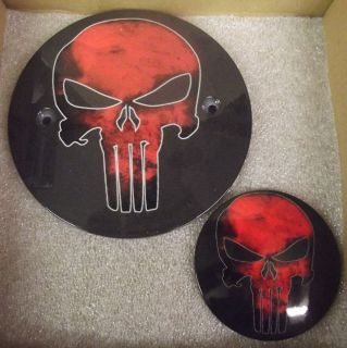 Victory Motorcycle Derby Cam Cover Custom Engine Set Custom Painted A Steal