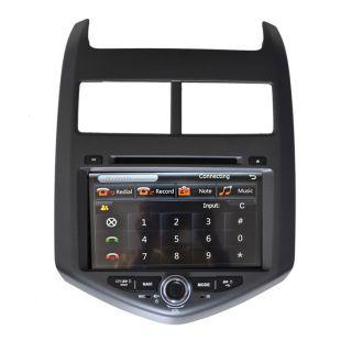 Car Navigation for 2011 2013 Chevrolet Aveo Sonic iPod Radio TV DVD Bluetooth