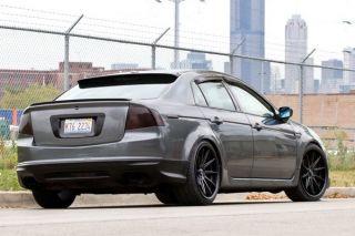 "20"" Acura RL Rohana RC10 Matte Black Concave Wheels Rims"
