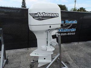 1995 200HP 200 HP Johnson Evinrude Outboard Motor