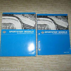 2003 Harley Davidson Sportster Service Manual