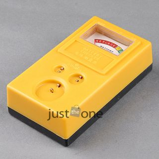 For Watch Repair Tool Plastic Button Coin Cell Battery Power Checker Test Tester