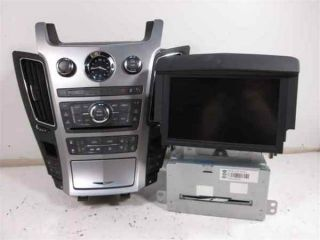 08 cts Navigation CD Player Radio w AC Controls LKQ