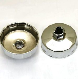 Oil Filter Wrench Socket Tool 67mm 14F for Mazda Ford Kia Mitsubishi