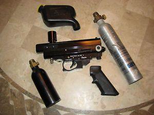 Spyder Paintball Gun 68 Cal Parts or Repair Pistol Marker Semi Auto