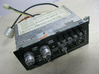 Mopar Am FM CB Radio Combination 4048077 Dodge Plymouth Chrysler Imperial RAM