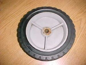 Craftsman 5HP 21 Cut Snow Thrower Blower 7 inch Plastic Tire Wheel