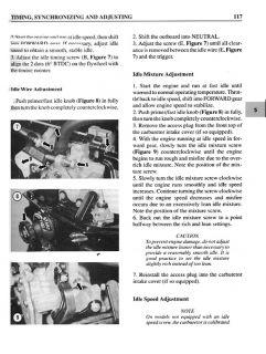 Yamaha 75 225HP Outboard Motor Engine Repair Manual