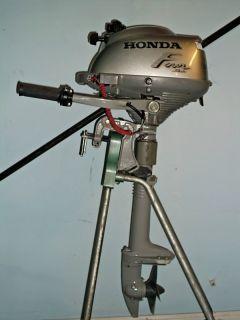 Honda 2 HP BF2D Outboard 4 Stroke Boat Motor Engine Johnson Evinrude 9 9 15