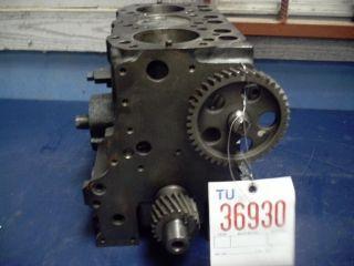 1999 Yanmar 3TN66 3 Cylinder Diesel Short Block Engine Core SYD739U6D2RA