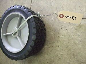 Murray Craftsman Noma Spirit Snowblower Snow Blower Wheels Tires VG93