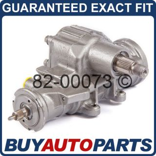 Power Steering Gearbox Gear Box for GM Chevy Olds Pontiac