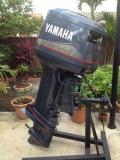 Immaculate 1997 yamaha 225 hp saltwater series ii ox66 for 2017 yamaha 225 outboard