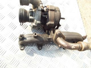 VW Golf MK4 1 9 TDI Engine ARL 150 BHP Turbo Charger GT1749VB 038253016G