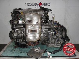Toyota Camry Solara Highlander RAV4 2 4L vvti FWD Engine JDM 2AZ Motor 2AZ FE