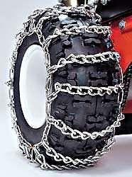 Husqvarna Peerless Snow Blower Tire Chains 531030117 531030116