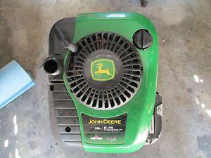 John Deere Briggs and Stratton 190cc 8 75 Torque Vertical Shaft Engine
