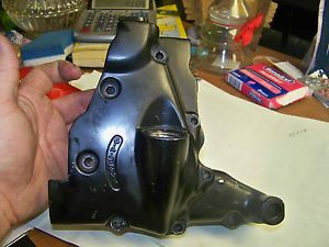 1982 Yamaha Virago XV750 XV 750 Left Side Engine Cover