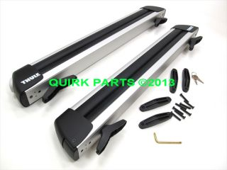 2007 2014 GM Roof Mounted Thule Ski Snowboard Carrier Brand New Genuine