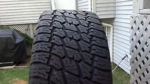 Nitto Terra Grappler Terrains 35 inch Tires for 22 inch Rim 4 1 Month Old