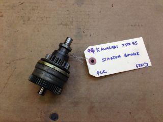 1994 94 Kawasaki 750 SS SX SXi St Jet Ski Engine Starter Motor Bendix 95
