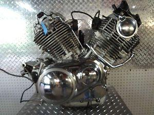 98 Yamaha XV1100 XV 1100 Virago Engine Motor 13 011 Miles